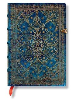 Azure Ultra Lined Journal (Notebook / blank book)