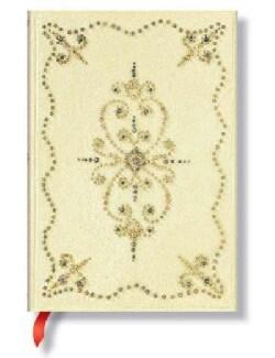 Buttercream Midi Lined Notebook (Notebook / blank book)