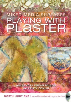 Playing with Plaster: Mixed Media Surfaces (DVD video)