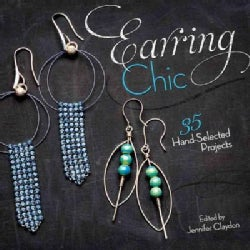 Earring Chic: 35 Hand-Selected Projects (Paperback)