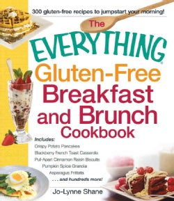The Everything Gluten-Free Breakfast and Brunch Cookbook (Paperback)