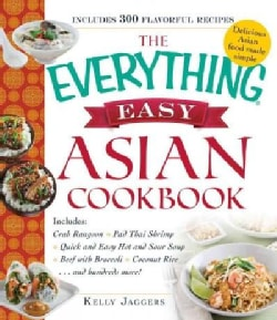 The Everything Easy Asian Cookbook (Paperback)