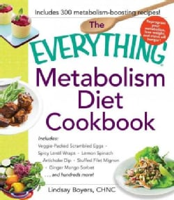 The Everything Metabolism Diet Cookbook (Paperback)