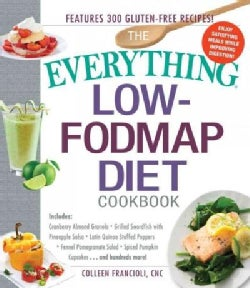 The Everything Low-Fodmap Diet Cookbook (Paperback)