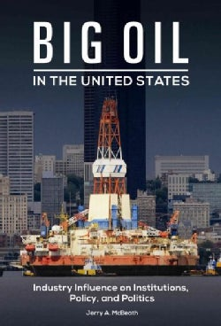 Big Oil in the United States: Industry Influence on Institutions, Policy, and Politics (Hardcover)