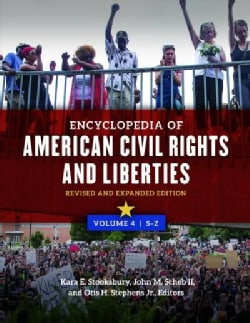 Encyclopedia of American Civil Rights and Liberties (Hardcover)