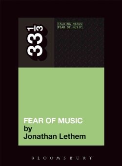 Fear of Music (Paperback)