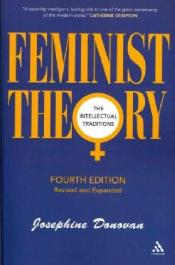 Feminist Theory: The Intellectual Traditions (Paperback)
