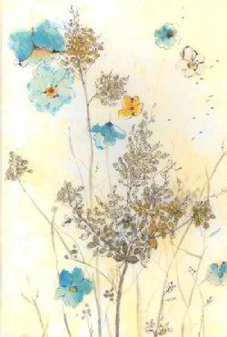Watercolor Flowers Journal (Notebook / blank book)
