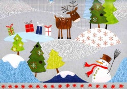 Festive Hills: Holiday Cards (Cards)