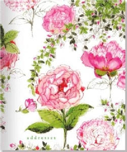 Rose Garden Large Address Book (Address book)
