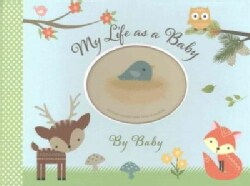 My Life As a Baby - Record Keeper and Photo Album - Woodland Friends (Record book)