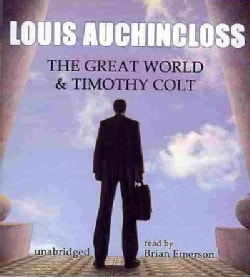 The Great World & Timothy Colt (CD-Audio)