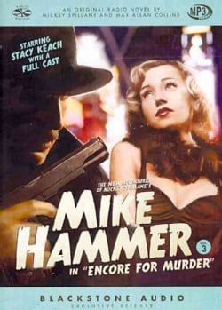 The New Adventures of Mickey Spillane`s Mike Hammer (Compact Disc)