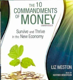 The 10 Commandments of Money (Compact Disc)