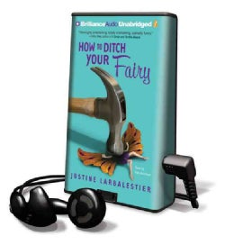 How to Ditch Your Fairy: Library Edition (Pre-recorded digital audio player)