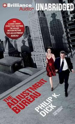 The Adjustment Bureau (CD-Audio)