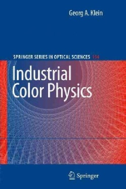 Industrial Color Physics (Hardcover)