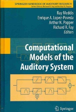 Computational Models of the Auditory System (Hardcover)