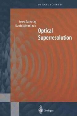 Optical Superresolution (Paperback)