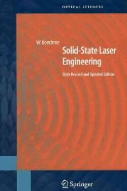 Solid-state Laser Engineering (Paperback)