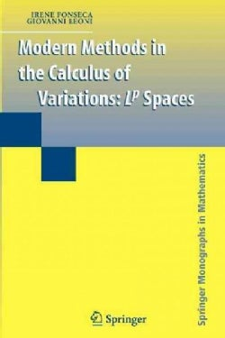 Modern Methods in the Calculus of Variations (Paperback)