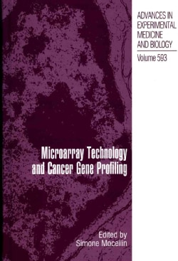 Microarray Technology and Cancer Gene Profiling (Paperback)