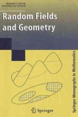 Random Fields and Geometry (Paperback)