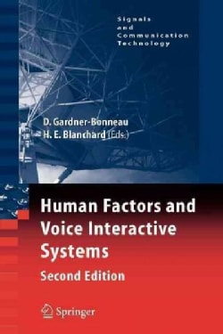 Human Factors and Voice Interactive Systems (Paperback)