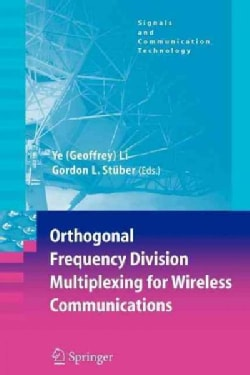 Orthogonal Frequency Division Multiplexing for Wireless Communications (Paperback)