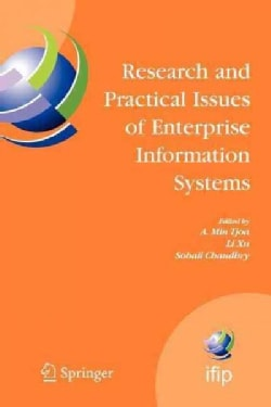 Research and Practical Issues of Enterprise Information Systems: Ifip Tc 8 International Conference on Research a... (Paperback)