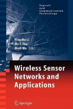 Wireless Sensor Networks and Applications (Paperback)