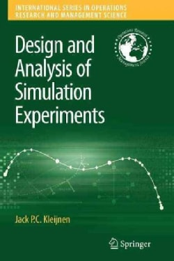 Design and Analysis of Simulation Experiments (Paperback)