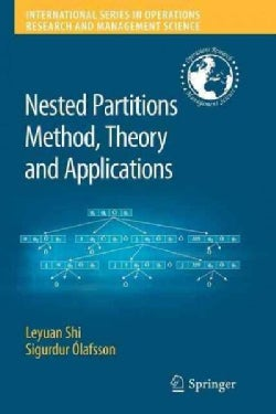 Nested Partitions Method, Theory and Applications (Paperback)