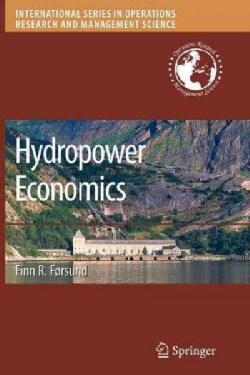 Hydropower Economics (Paperback)