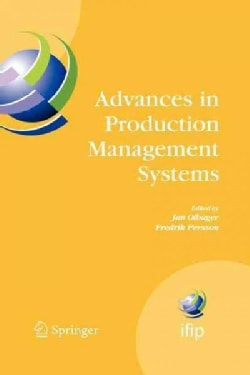 Advances in Production Management Systems: International Ifip Tc 5, Wg 5.7 Conference on Advances in Production M... (Paperback)