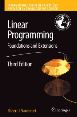 Linear Programming: Foundations and Extensions (Paperback)