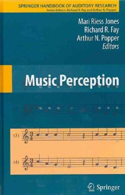 Music Perception (Hardcover)