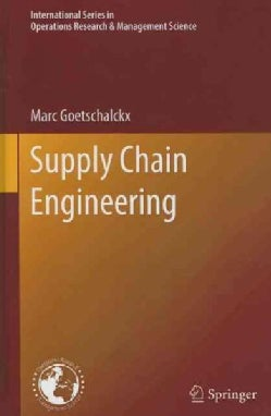 Supply Chain Engineering (Hardcover)