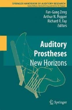 Auditory Prostheses: New Horizons (Hardcover)