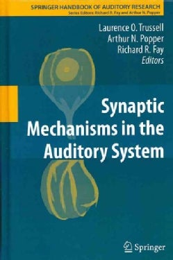 Synaptic Mechanisms in the Auditory System (Hardcover)