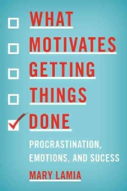 What Motivates Getting Things Done: Procrastination, Emotions, and Success (Hardcover)