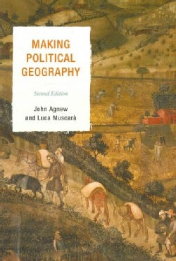 Making Political Geography (Paperback)