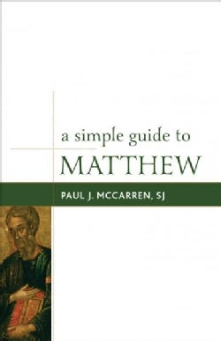 A Simple Guide to Matthew (Paperback)