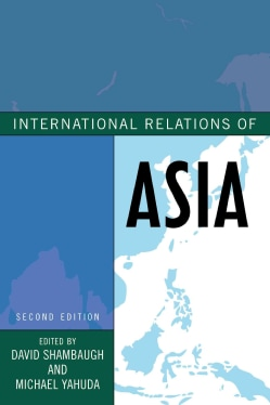 International Relations of Asia (Paperback)