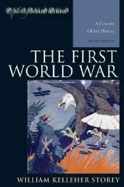 The First World War: A Concise Global History (Paperback)