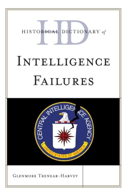 Historical Dictionary of Intelligence Failures (Hardcover)