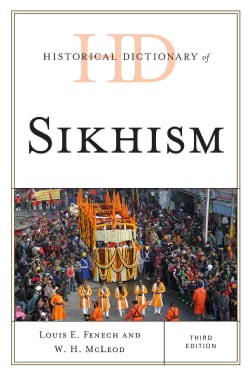 Historical Dictionary of Sikhism (Hardcover)
