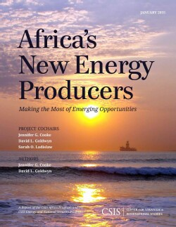 Africa's New Energy Producers: Making the Most of Emerging Opportunities (Paperback)
