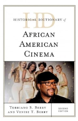 Historical Dictionary of African American Cinema (Hardcover)